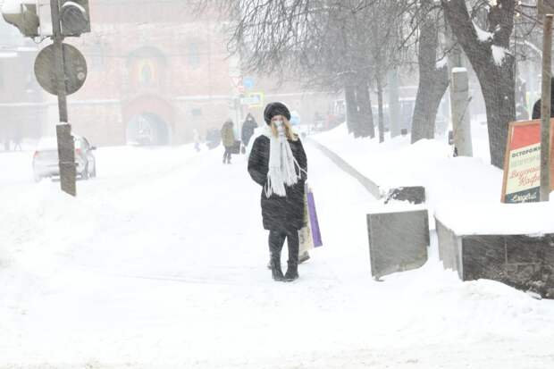 Небольшое похолодание ожидается в Нижегородской области
