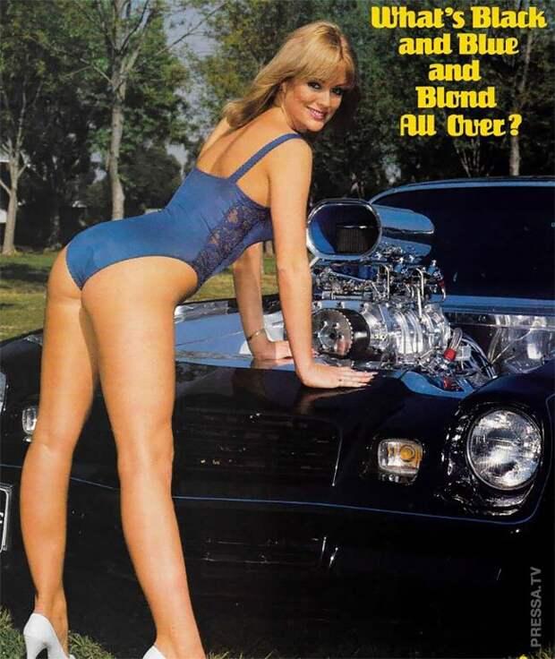 Потрясающие фотографии лучших моделей журнала Autobuff 1980-х годов