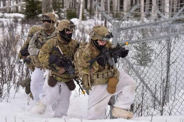 Армия США озаботилась готовностью к проведению арктических операций