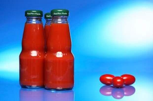 Какой томатный сок поможет снизить давление?
