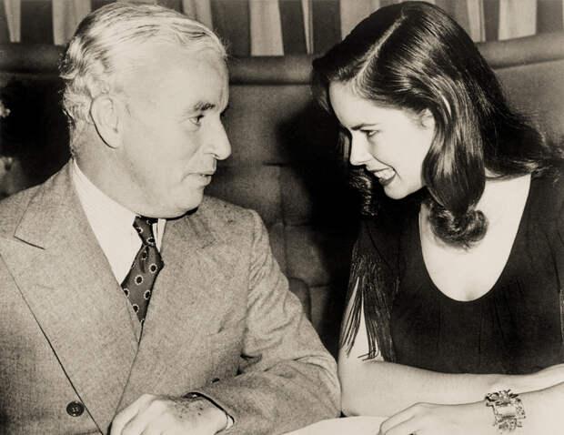 История любви Чарли Чаплина и Уны О'Нил, которым не помешали 36 лет разницы в возрасте