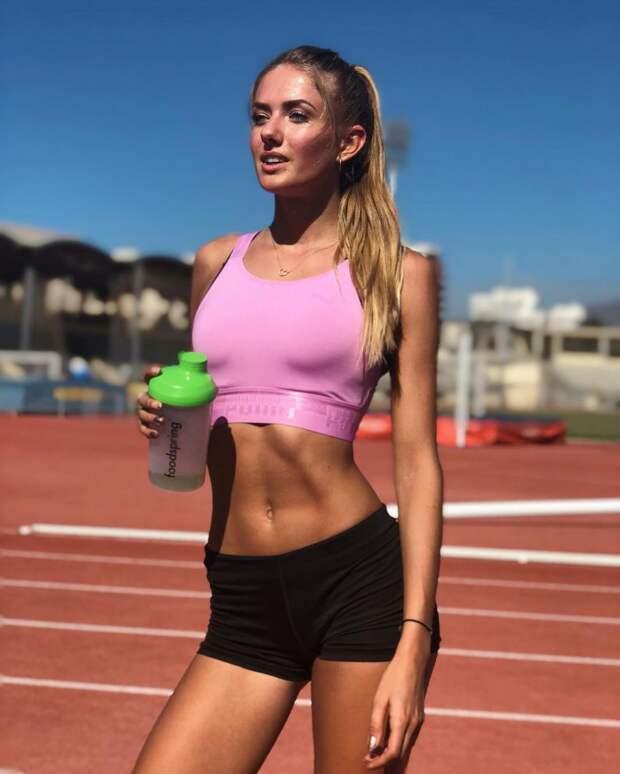 Фото самой сексуальной спортсменки мира
