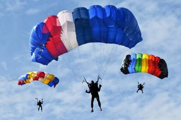 День парашютиста в России 26 июля 2021