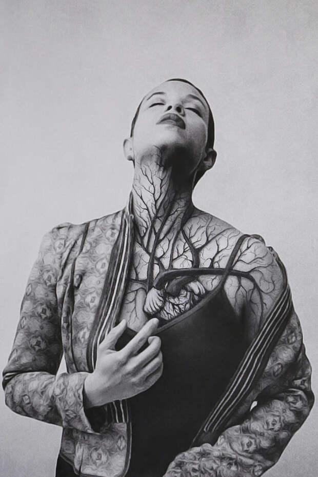 «По ощущениям» – психологические фото Джозефин Кардин
