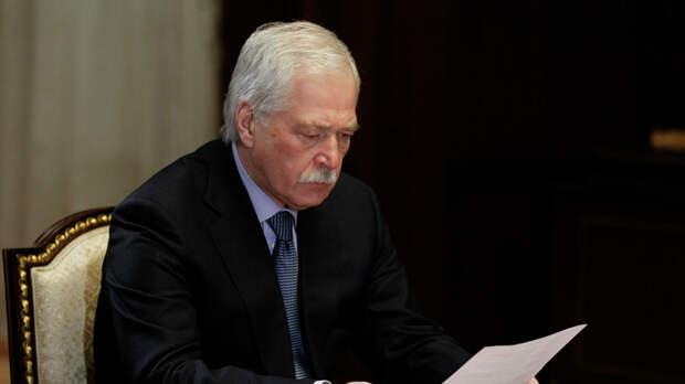 ЕР примет предвыборную программу партии в августе, сообщил Грызлов