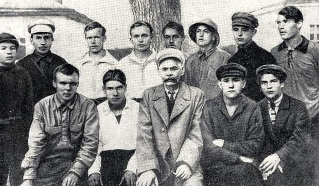 Педагог Макаренко