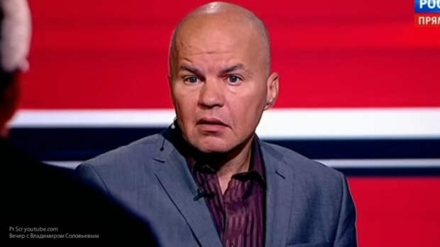 """Зрители напомнили украинскому политологу Ковтуну, что его жизнь """"удалась"""" из-за телешоу"""