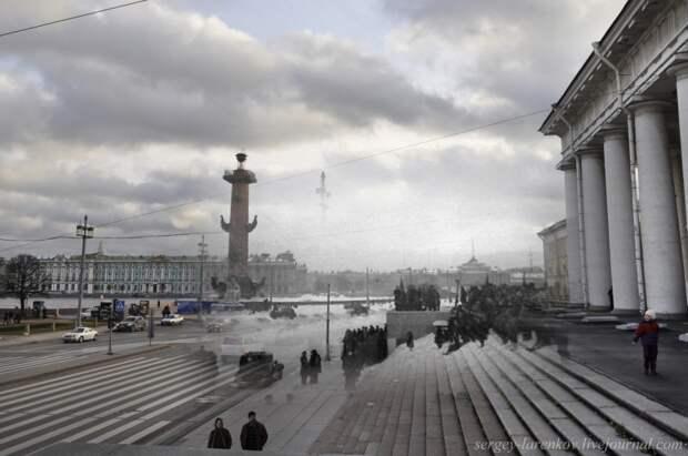 224281 original 800x531 Ленинград 1944 / Санкт Петербург 2014: К годовщине освобождения