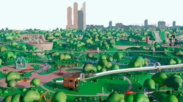 Международную выставку «Город: детали» в 2021 году можно будет посетить виртуально