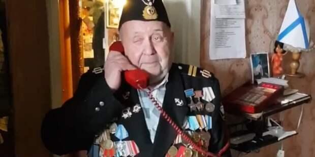 Борис Давыдов из Марьиной рощи: «Победу в 1945-м отмечали вместе с американскими моряками»