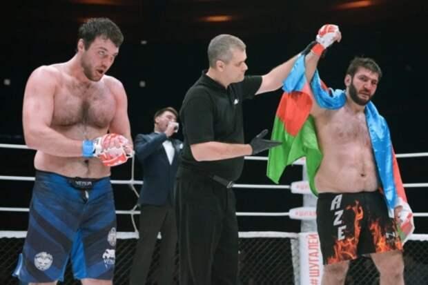 Мы русские, мы сильные: боец Александр Шлеменко пожелал Максиму Шугалею не сдаваться
