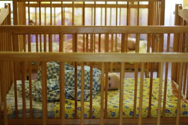 Дом ребенка в Новосибирске