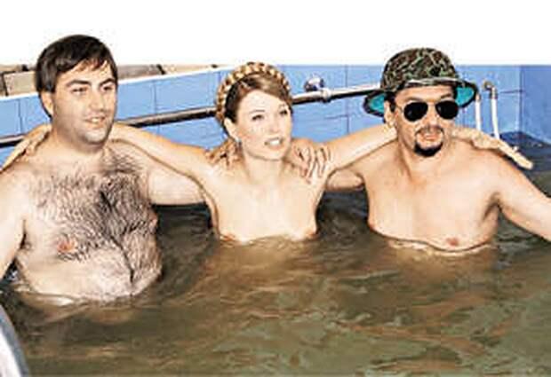 Жизнь после порно. Роли Тимошенко и Саакашвили оказались проклятыми