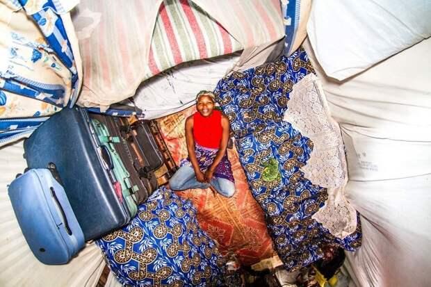 Спальни жителей разных стран