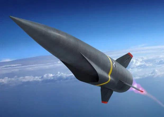 Первые летные испытания американской гиперзвуковой ракеты HAWC прошли неудачно