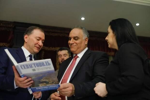 В Сирии планируют подписать договор о сотрудничестве с Севастополем