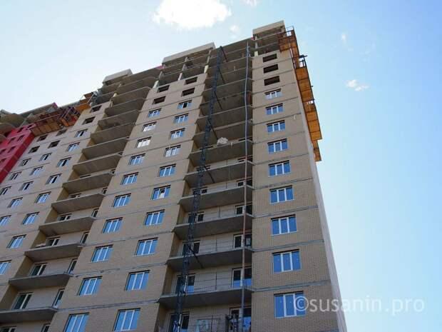 К ноябрю в Удмуртии в 2,5 раза вырос спрос на льготную ипотеку
