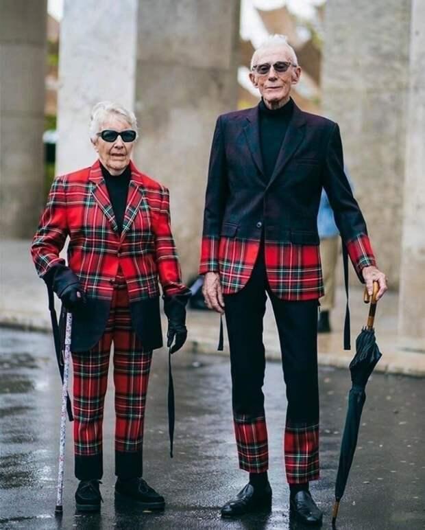 Один пиджак на двоих))?