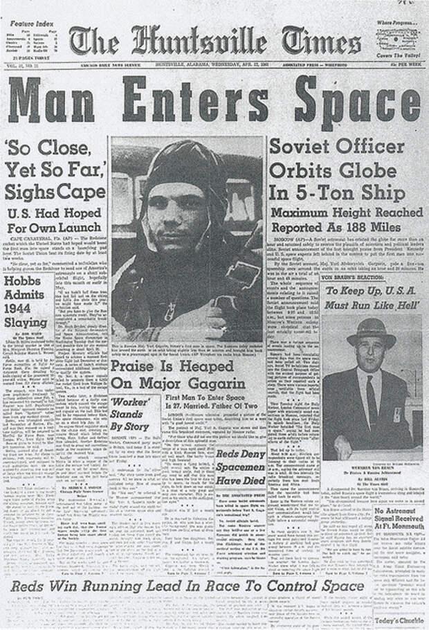 GagarinNewspaper