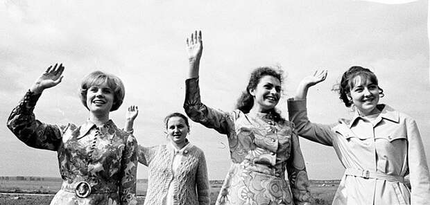 Как выглядели советские женщины 1960-х годов (ФОТО)