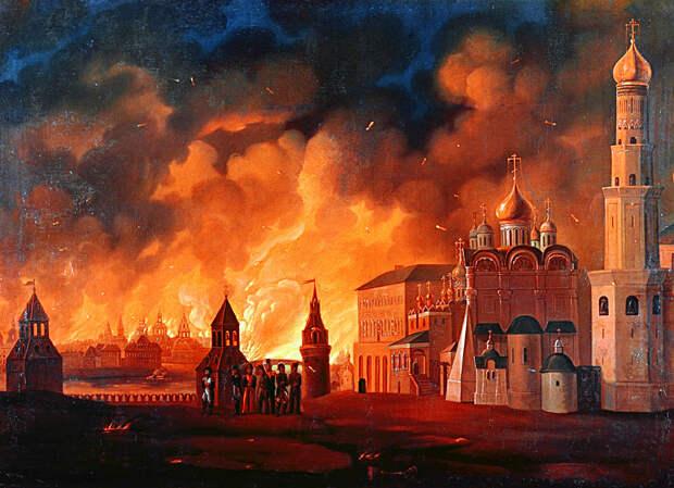 Почему Наполеон не смог взорвать Кремль