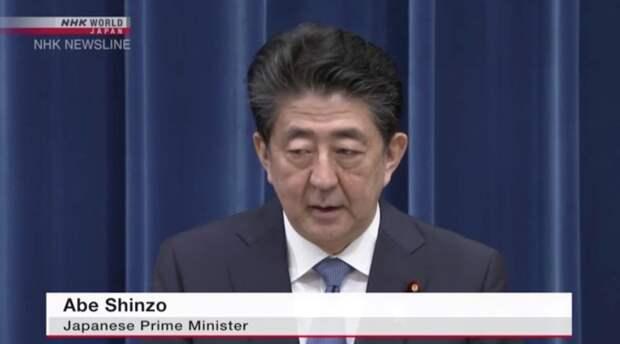 Синдзо Абэ уходит в отставку