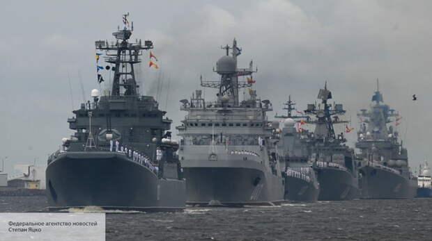 Жители Чехии задали неудобный вопрос про российский парад на День ВМФ