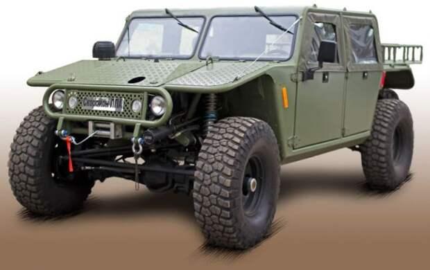 Чем планировали заменить УАЗы в армии