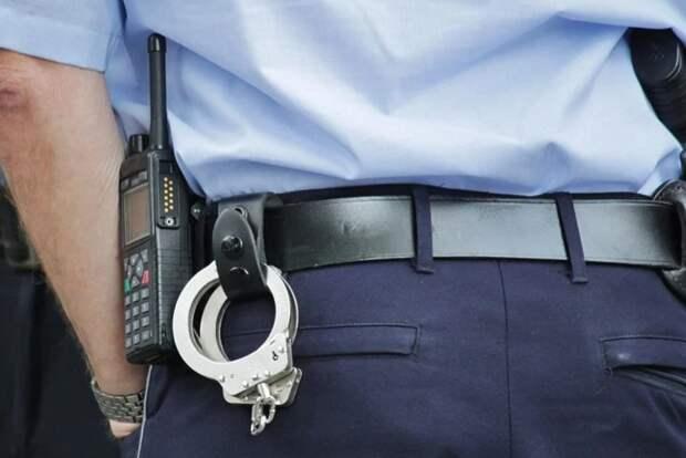 Полицейский Лефортова задержал приезжего, подозреваемого в краже
