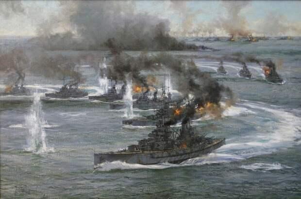 Разведопрос: Клим Жуков про Ютландское сражение