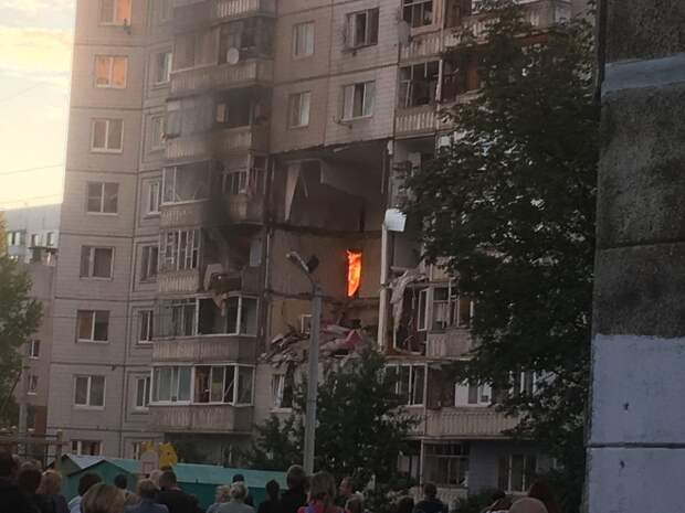 В Ярославле на месте обрушения дома нашли тело 8-летнего мальчика