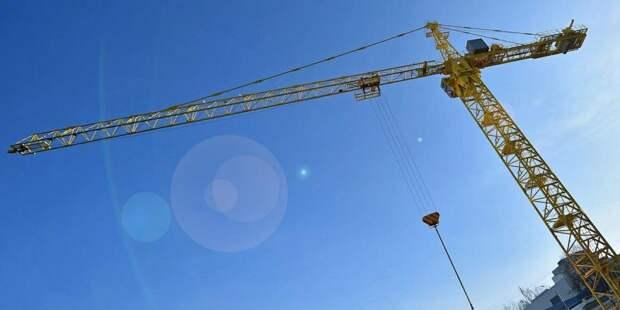 Собянин возобновил работу всех строительных и промпредприятий с 12 мая/mos.ru