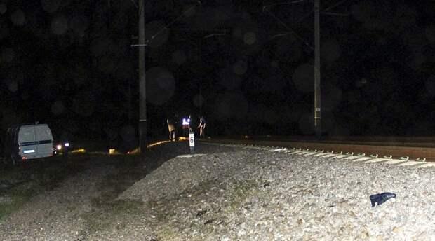 На железной дороге в Крыму нашли труп мужчины