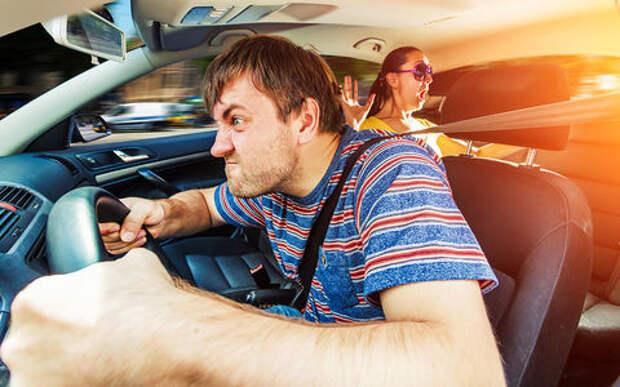 Агрессивных водителей «разложили» по маркам. Исследование