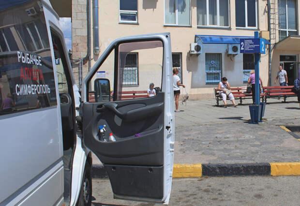 Сегодня междугородний транспорт в Крыму начал ходить в обычном режиме