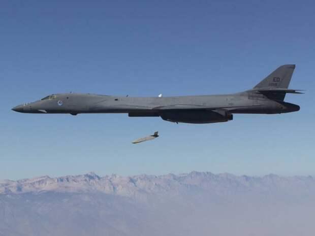 Стратегическая авиация США сегодня и завтра