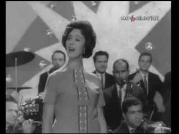 Юлия Пашковская - Идёт девчонка (1965)