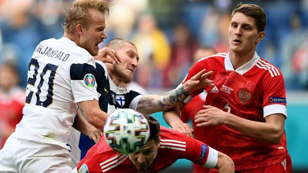 Губерниев раскритиковал качество футбола в матче Финляндия - Россия
