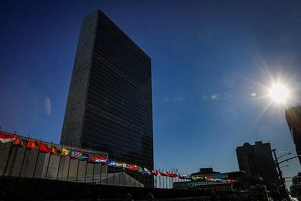 Инициативу США в Совбезе ООН посчитали ничтожной