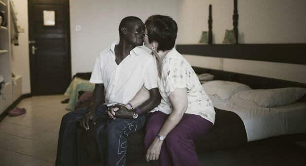 «Любовь! Ее здесь нет!»: женский секс-туризм вКении