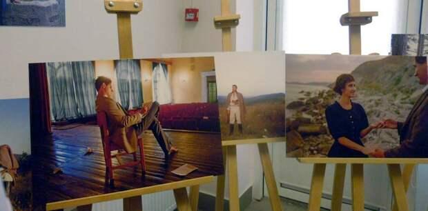 В Симферополе представили фотоальбом знаменитых деятелей культуры, посещавших Крым