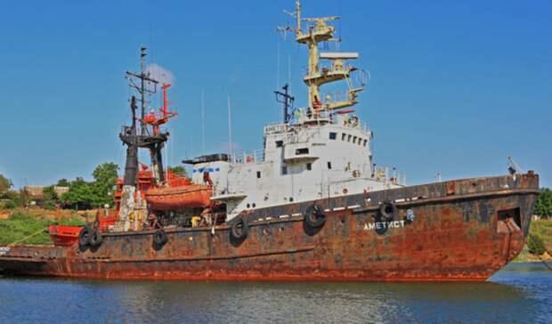 Администрация морских портов Украины пыталась скрыть разлив нефтепродуктов