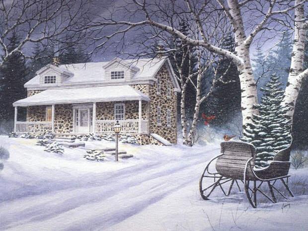 Ожидание Рождества