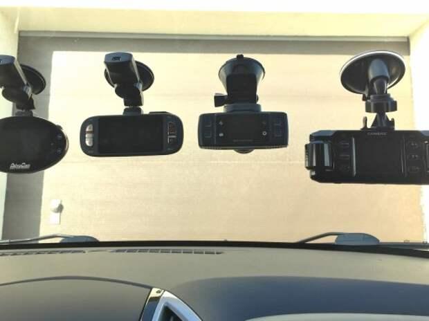 Сравнительный тест видеорегистраторов: гаджеты на черный день