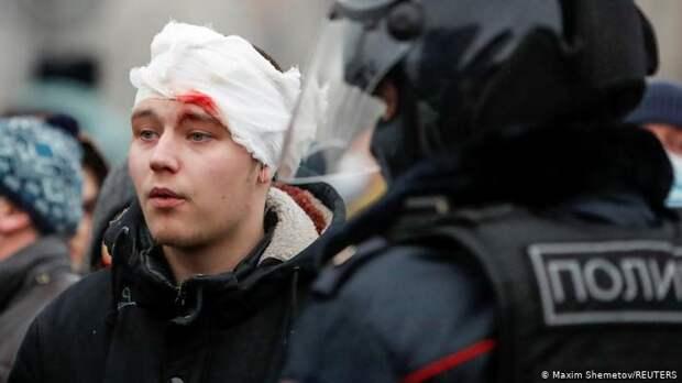 """Главный итог """"навальнингов"""" 23 января — теперь Навальный сядет"""