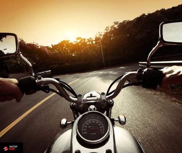 Показываю 3 лайф-хака мотоциклиста
