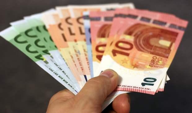 Евро обновил максимум сфевраля
