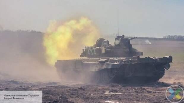 Ополченцы Донбасса выведены на боевые позиции для отражения атак ВСУ