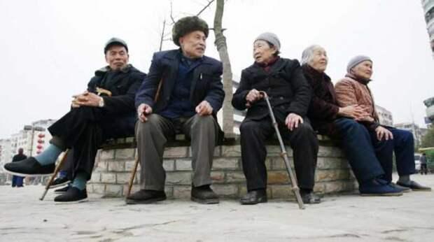 В «МК» сравнили китайские пенсии с российскими