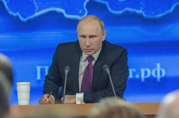 Путин снова обратится к нации вечером 2 апреля